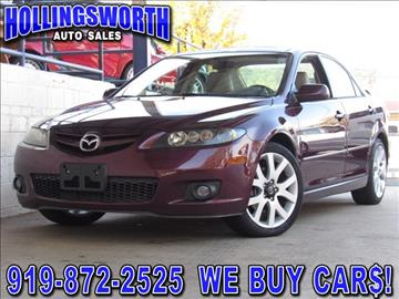 Mazda mazda6 for sale north carolina for Lee motors goldsboro nc