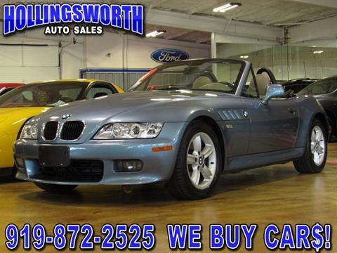 Used Bmw Z3 For Sale In North Carolina Carsforsalecom