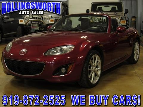 2009 Mazda MX 5 Miata For Sale In Raleigh, NC