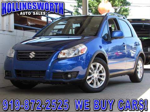 2013 Suzuki SX4 Crossover for sale in Raleigh, NC