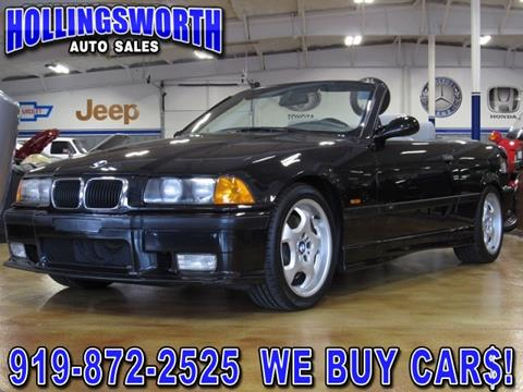 1999 BMW M3 for sale in Raleigh, NC