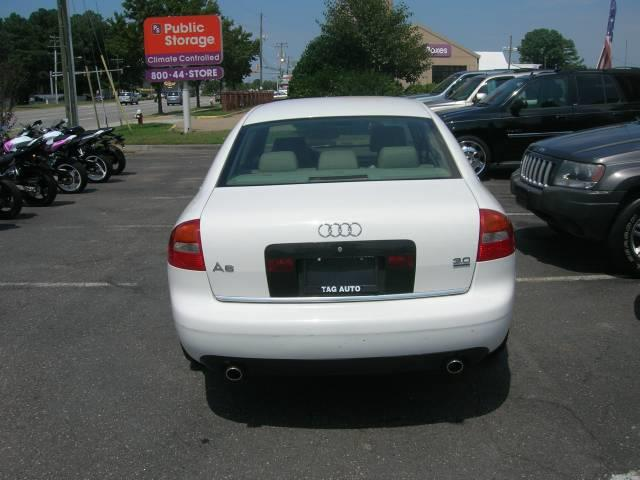 2003 Audi A6 3.0 Quattro - Virginia Beach  VA