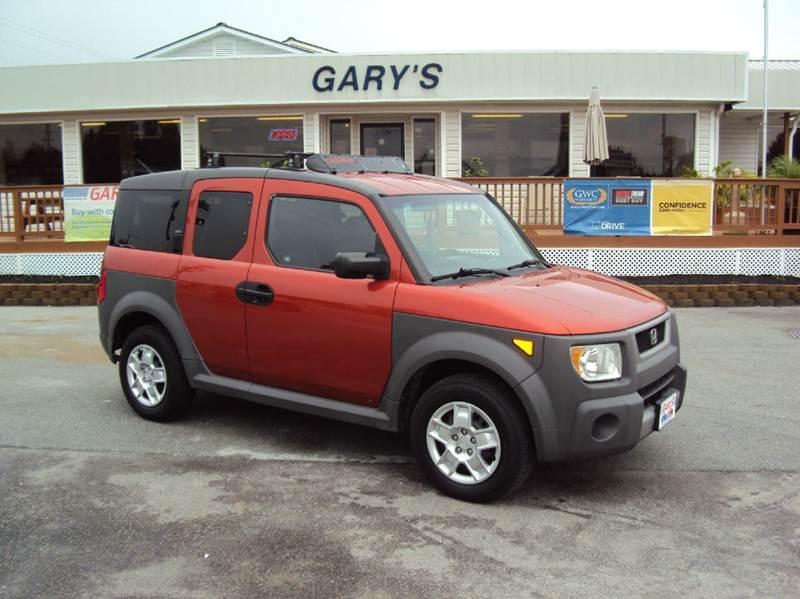2005 honda element awd lx 4dr suv in jacksonville nc for Honda element mileage