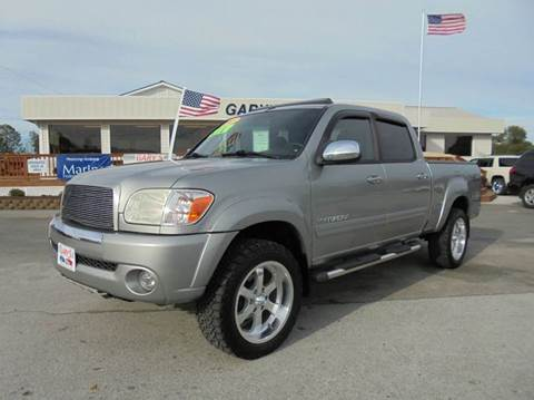 2005 Toyota Tundra For Sale North Carolina