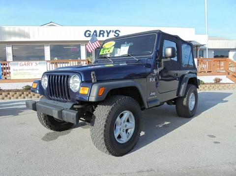 jeep wrangler for sale jacksonville nc. Black Bedroom Furniture Sets. Home Design Ideas