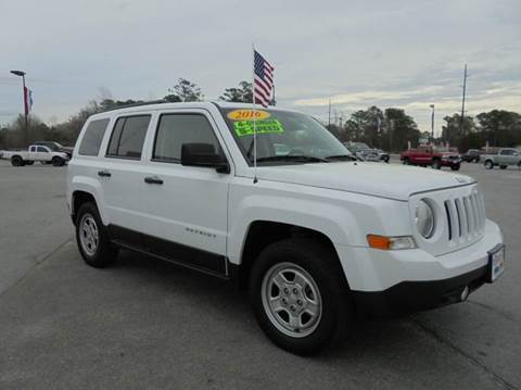 2016 Jeep Patriot for sale in Jacksonville, NC