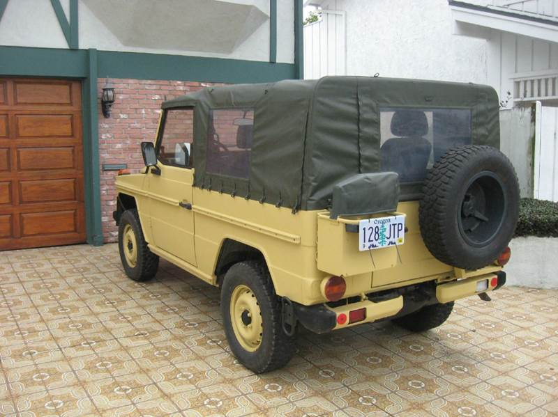 1990 Mercedes-Benz G-Class  - Huntington Beach CA