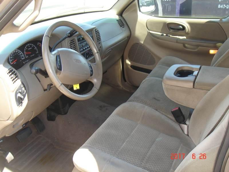 2001 Ford F-150 4dr SuperCab XLT 2WD Styleside SB - Huntington Beach CA