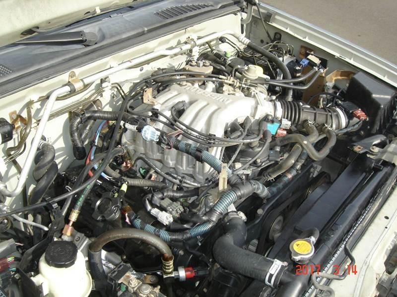 2004 Nissan Xterra SE 4dr SUV - Huntington Beach CA
