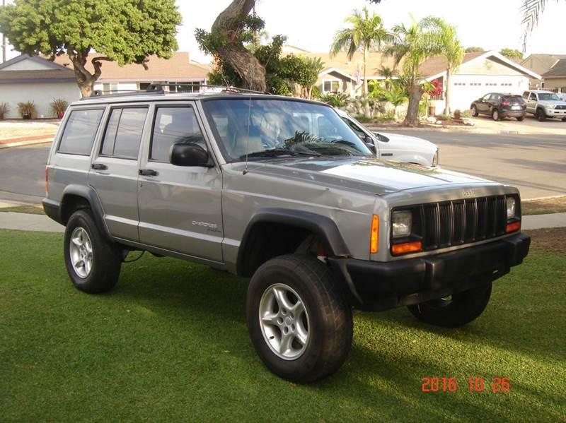 2000 Jeep Cherokee Sport 4dr SUV - Huntington Beach CA