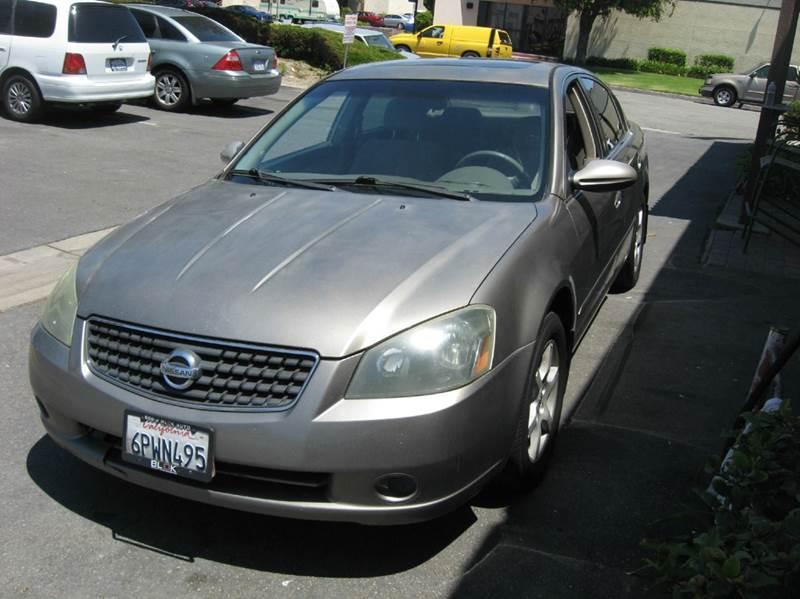 2005 Nissan Altima 2.5 S 4dr Sedan - Huntington Beach CA