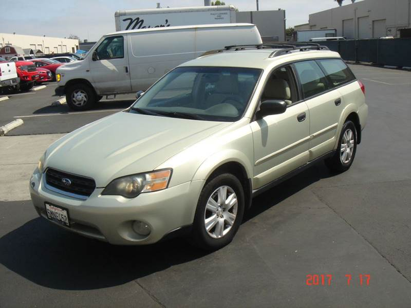 2005 Subaru Outback AWD 2.5i 4dr Wagon - Huntington Beach CA