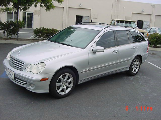 2005 mercedes benz c class c240 4dr wagon in huntington