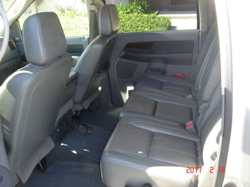 2008 Dodge Ram Pickup 1500 Laramie 4dr Mega Cab SB - Huntington Beach CA