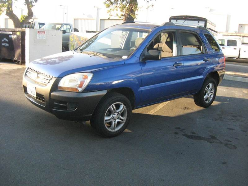 2006 kia sportage lx 4dr suv w v6 in huntington beach ca. Black Bedroom Furniture Sets. Home Design Ideas