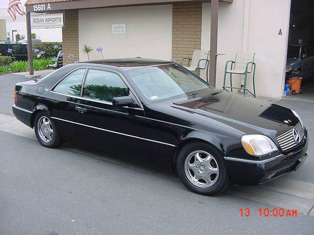 1996 mercedes benz s class s600 2dr coupe in huntington for 1996 mercedes benz s600