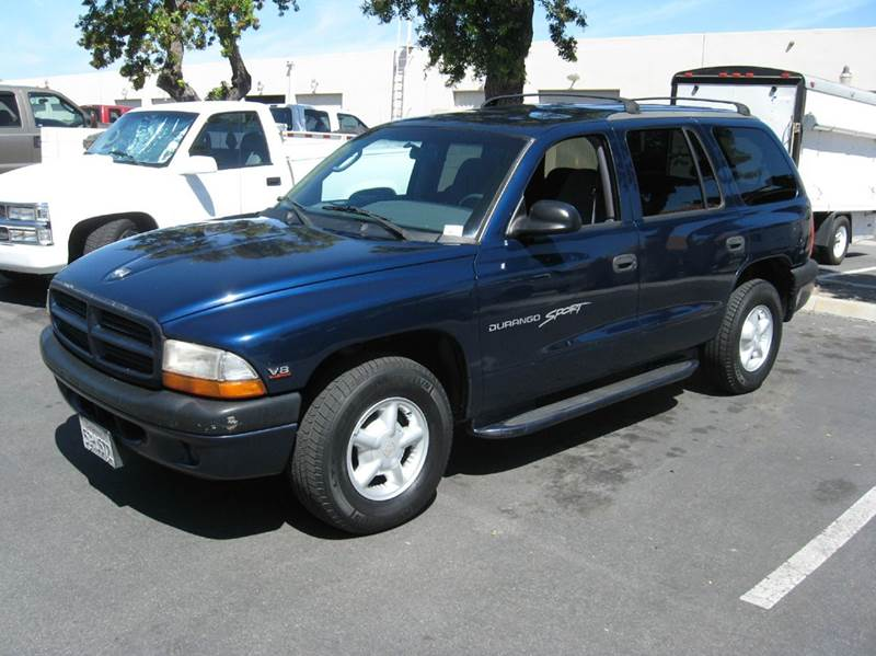 2000 dodge durango sport 4dr suv in huntington beach ca. Black Bedroom Furniture Sets. Home Design Ideas