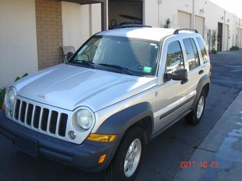 2006 Jeep Liberty for sale in Huntington Beach, CA