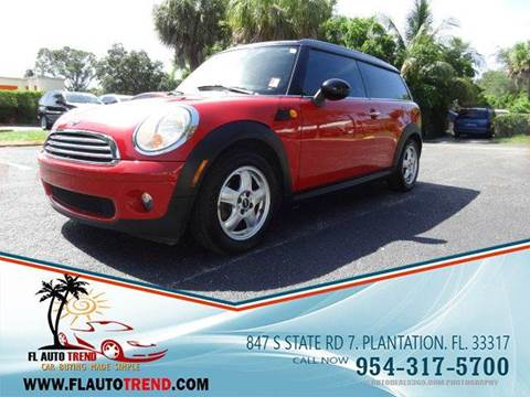 2009 MINI Cooper Clubman for sale in Plantation, FL