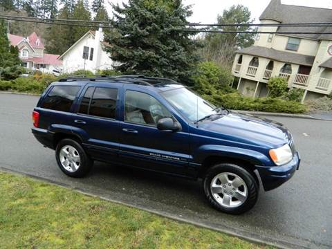 2001 Jeep Grand Cherokee for sale in Lynnwood Financing Available, WA