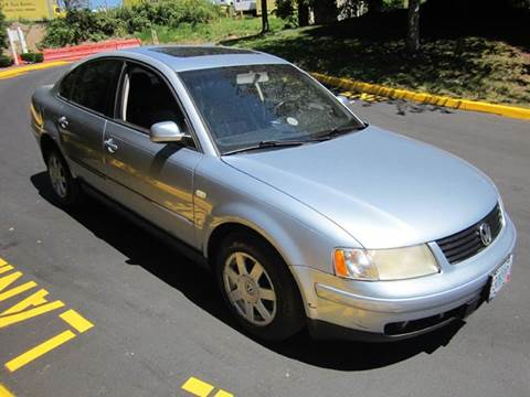 1999 Volkswagen Passat for sale in Lynnwood Financing Available, WA