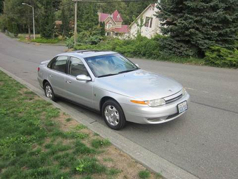 2002 Saturn L-Series for sale in Lynnwood Financing Available, WA