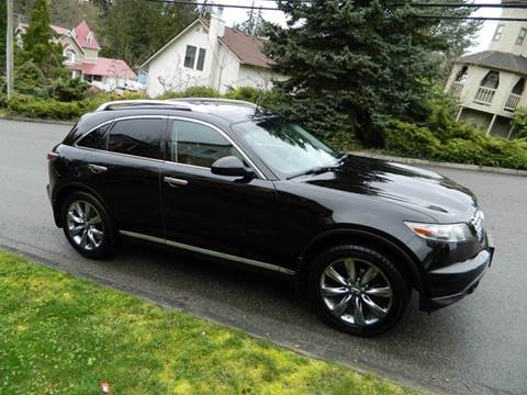 2006 Infiniti FX45 for sale in Lynnwood Financing Available, WA
