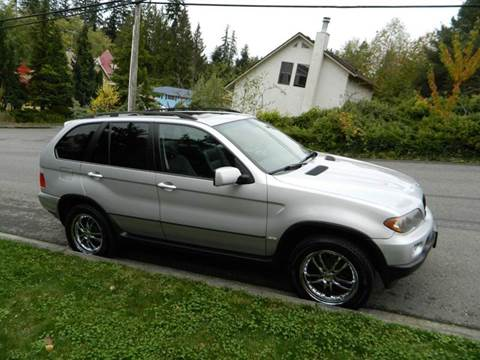 2005 BMW X5 for sale in Lynnwood Financing Available, WA