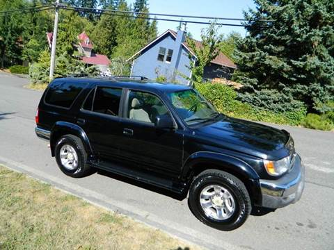 2000 Toyota 4Runner for sale in Lynnwood Financing Available, WA