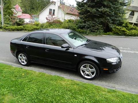 2007 Audi A4 for sale in Lynnwood Financing Available, WA