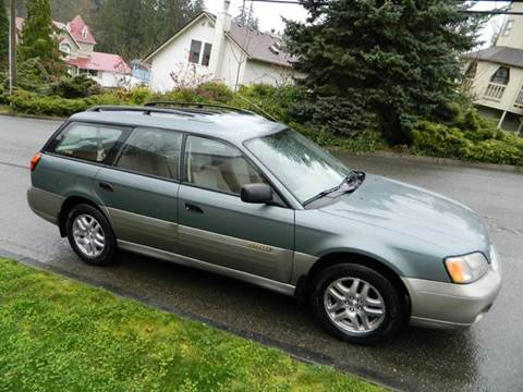 2001 Subaru Outback for sale in Lynnwood Financing Available, WA