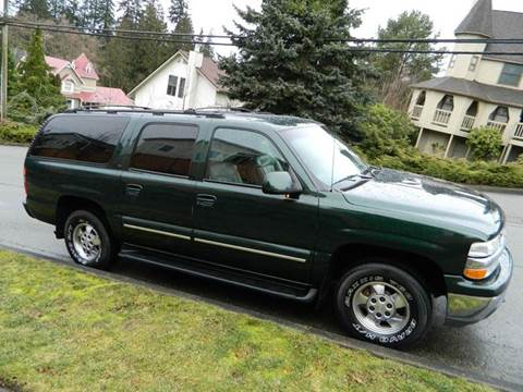 2001 Chevrolet Suburban for sale in Lynnwood Financing Available, WA