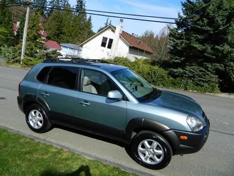 2005 Hyundai Tucson for sale in Lynnwood Financing Available, WA