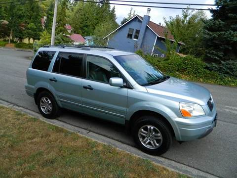 2003 Honda Pilot for sale in Lynnwood Financing Available, WA