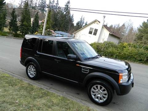 2006 Land Rover LR3 for sale in Lynnwood Financing Available, WA