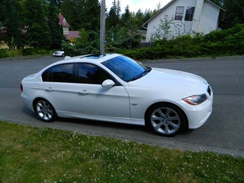 2008 BMW 3 Series for sale in Lynnwood Financing Available, WA