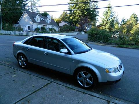 2003 Audi A4 for sale in Lynnwood Financing Available, WA