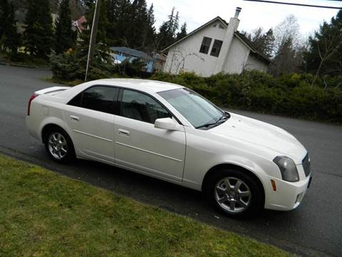 2005 Cadillac CTS for sale in Lynnwood Financing Available, WA