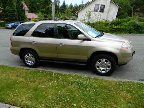 2001 Acura MDX for sale in Lynnwood Financing Available, WA