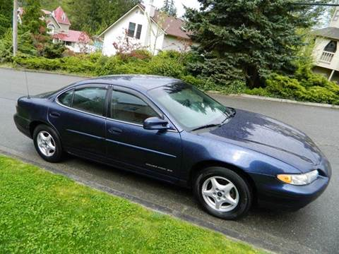 2000 Pontiac Grand Prix for sale in Lynnwood Financing Available, WA
