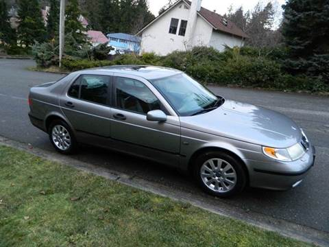 2002 Saab 9-5 for sale in Lynnwood Financing Available, WA