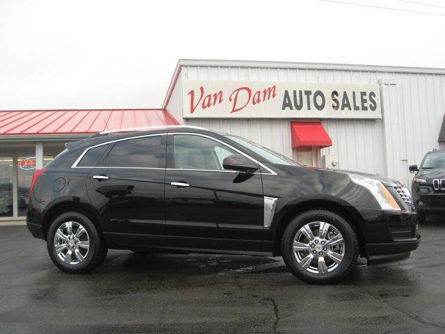 2015 cadillac srx luxury collection awd 4dr suv in holland mi van dam auto sales leasing. Black Bedroom Furniture Sets. Home Design Ideas