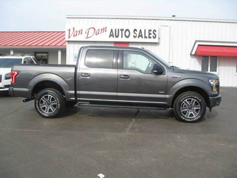 2016 Ford F-150 for sale in Holland, MI