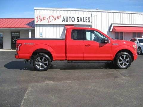 2015 Ford F-150 for sale in Holland, MI