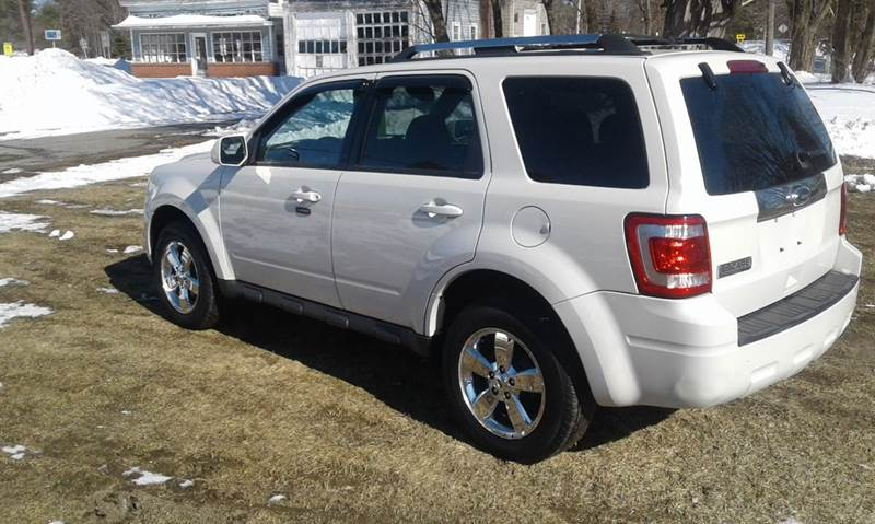 2010 Ford Escape AWD Limited 4dr SUV - Cambridge NY