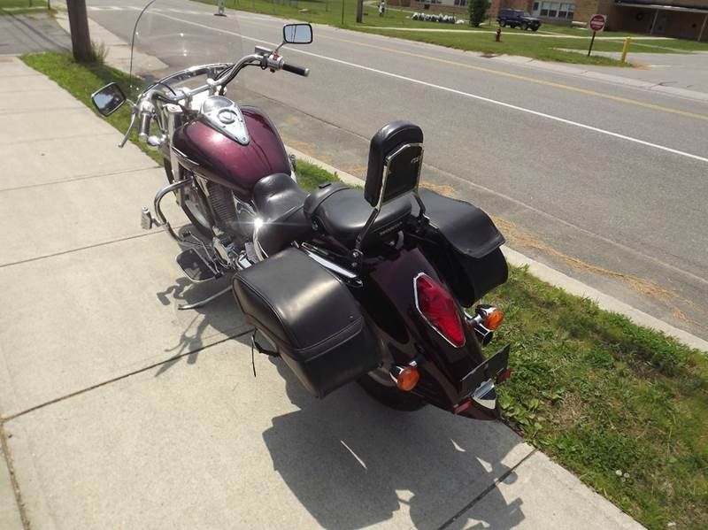 2009 Honda VTX touring 1300cc  - Cambridge NY