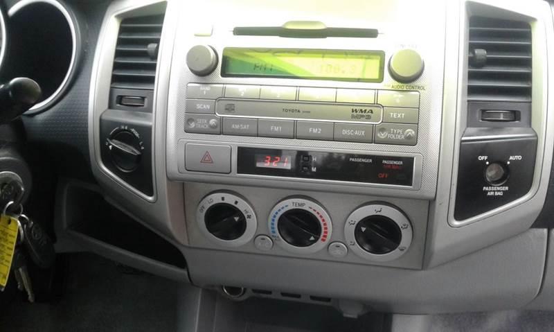 2011 Toyota Tacoma 4x4 4dr Access Cab 6.1 ft SB 4A - Cambridge NY
