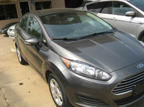 2016 Ford Fiesta for sale in Washington, LA