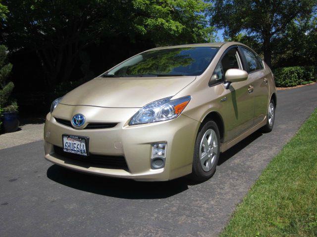 2010 Toyota Prius for sale in SANTA ROSA CA