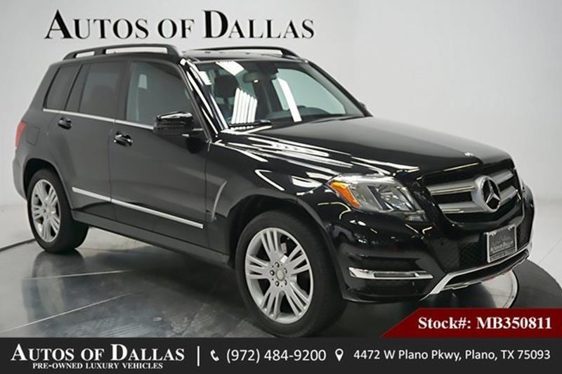 Mercedes Glk For Sale Dallas
